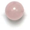 Semi-Precious 8mm Round Rose Quartz